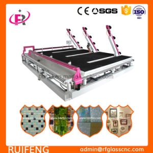 Manual Glass Cutting Table (RF1612H) pictures & photos