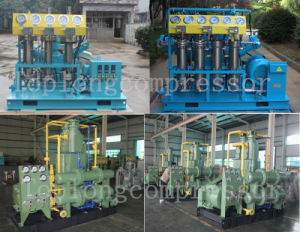 Oil Free High Pressure Oxygen Compressor High Pressure Compressor (Gow-14/4-150 CE Approval) pictures & photos