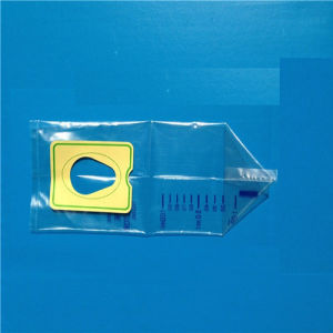 Disposable Pediatric Urine Bag for Medical Use pictures & photos