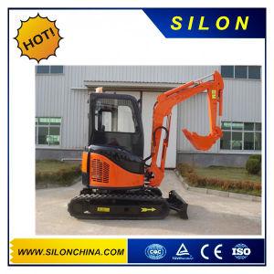 Silon Mini Crawler Excavator Parts on Hot Sales (NT28U) pictures & photos