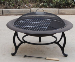 Patio 30inch Garden Metal Fire Pit pictures & photos
