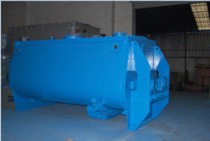 Double Shaft Paddle Mixer pictures & photos