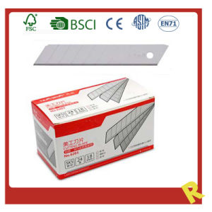 Stationery Utility Knife Blade in Paper Box pictures & photos