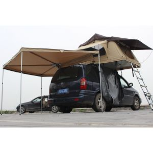 2014 Hot Sale W/R Event Tent Mould&Mildew Proof Roof Top Tent for Car pictures & photos