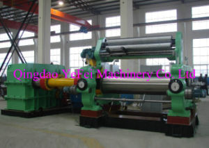 Roll Mixing Machine Open Rubber Mixing Mill Machine pictures & photos