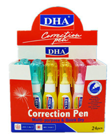 Students Stationery Correction Pen (OEM)