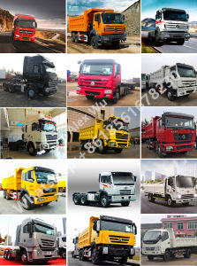340HP 6X4 Beiben Tractor Trailer Truck Prime Mover Truck pictures & photos