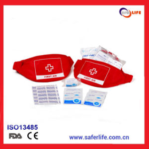 Travel First Aid Kit with Belt for Promotional Gift, CE/FDA pictures & photos