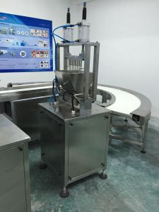 Hc20 Semi-Automatic Small Jelly/Hard/Lollipop Candy Machine pictures & photos