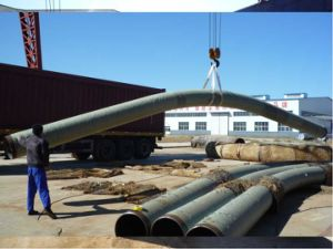 "Bended Pipe 12"" 14"" 20"", API Bended Pipe 12m in Gr. B X42 X52 X60, ASTM Bended Steel Pipe Od 355.6mm pictures & photos"