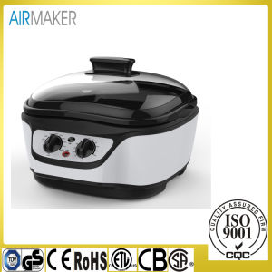 8in1 Magic Multi-Function Ceramic Cooker with 5L Bowl pictures & photos