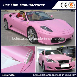 Self Adhesive Car Wrapping Vinyl Film, Car Vinyl Wrap Car Sticker Film pictures & photos