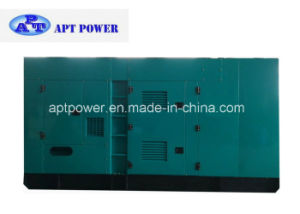 Sdec Engine 500kw Diesel Generator Powered by China Engine pictures & photos