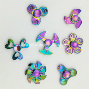 2017 New Toy Metal Fidget Hand Spinner with Different Designs Fidget Spinner pictures & photos