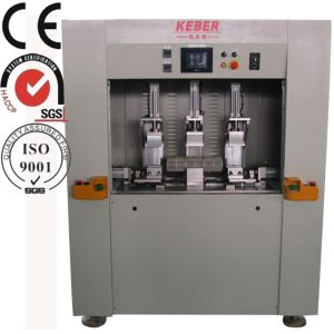 Horizontal Hot Plate Welding Machine for Filter (KEB-6550) pictures & photos