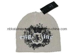Khaki Printing Embroidery Cap (KX-A28)
