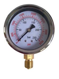 Ss Case Pressure Gauge (B-0066)