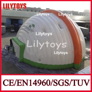 Hot Selling! ! Green Color PVC Airtight Inflatable Igloo Tent, Dome Tent, Party Tent, Outdoor Marquee Tent for Sale (J-IT-11) pictures & photos