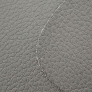 Small Litchi Texture PVC New Material Sofa Leather PVC Leather pictures & photos