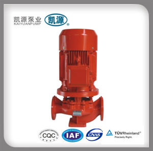 Xbd-L Vertical Single-Stage Centrifugal Fire Pump pictures & photos