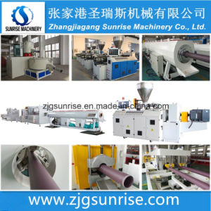China Good Quality PVC Pipe Extrusion Machine pictures & photos