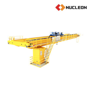 Heavy Duty Loading Solution Nqd Series Double Girder Winch Crab Overhead Crane 50t pictures & photos