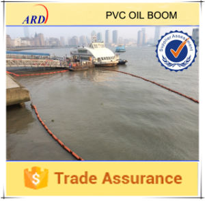 20 Mtrs Long Easy Connect Boom Section Solid Float PVC Oil Boom pictures & photos