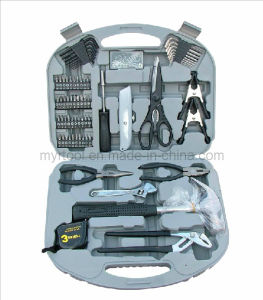 Hot Sale-68PC Tool Set Tool Kit Household Tool Set (FY1068B) pictures & photos
