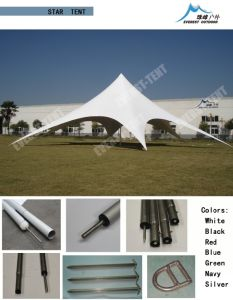 Fantastic White Promotion Star Tent pictures & photos