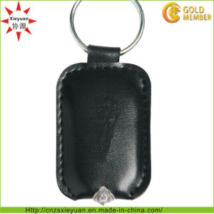 Custuom Logo for Promotional Gift LED Light Keychain pictures & photos