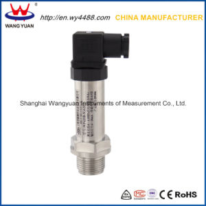 Sanitary Grade Plug Connetor 4-20mA Pressure Transmitter pictures & photos