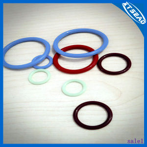 Mvq Rubber O-Rings Sealed Rubber Rings pictures & photos
