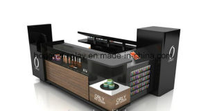 Custom Floor Cosmetics Makeup Cardboard Display Stand Units pictures & photos