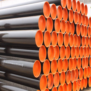 Steel Pipe with API5l Certificate
