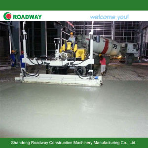Boom Expansion Ride on Concrete Laser Screed pictures & photos