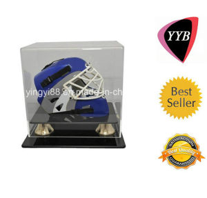 New Acrylic Display Case for Helmet (YYB-089) pictures & photos