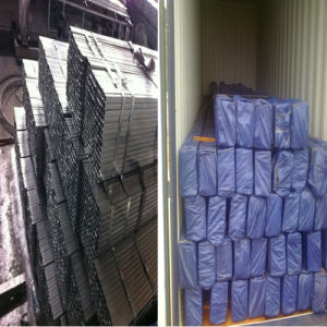 20X20mm Galvanized Steel Tube Use for Furniture/Advertisement/Fence etc pictures & photos