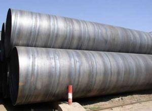 ASTM Carbon Steel Spiral Pipes