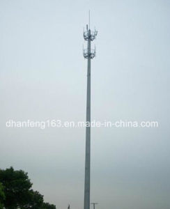 Power Transmission Monopole Steel Tower pictures & photos