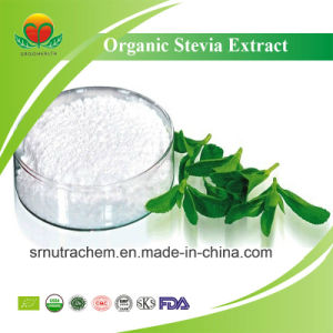 Manufacturer Supply Organic Stevia Extract pictures & photos
