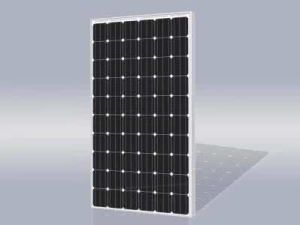 Jiangsu Haochang Brand Freecost Solar Panel Delivering Power to Both Plant and Residential Home pictures & photos