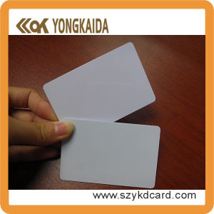 Cr80 White Ntag203 Nfc RFID Card