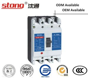 Stong Stm1-100A Moulded Case Circuit Breaker MCCB with Paremeters pictures & photos