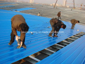 Residential Roof / Building Material for Offordable Housing