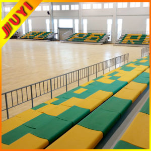 Indoor Football Audiance Chair Injection Molding Plastic Bleacher Chairs Stadium Seats pictures & photos