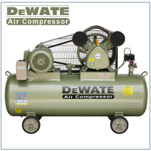 2 Cylinder Portable Piston Air Compressor Manufacturer in China pictures & photos