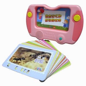 Card Reader for Children Learning Listening and Spelling
