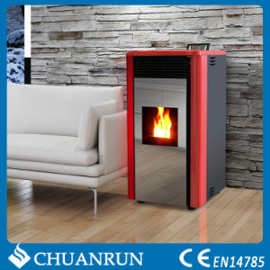 Electric Wood Pellet Burning Stove (CR-02) pictures & photos