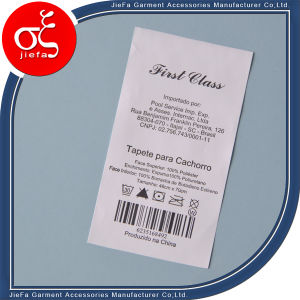 Custom Printed Label Non Woven Fabric Label pictures & photos