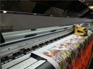 Large Format Printer with Sublimation Ink Printing Machine pictures & photos